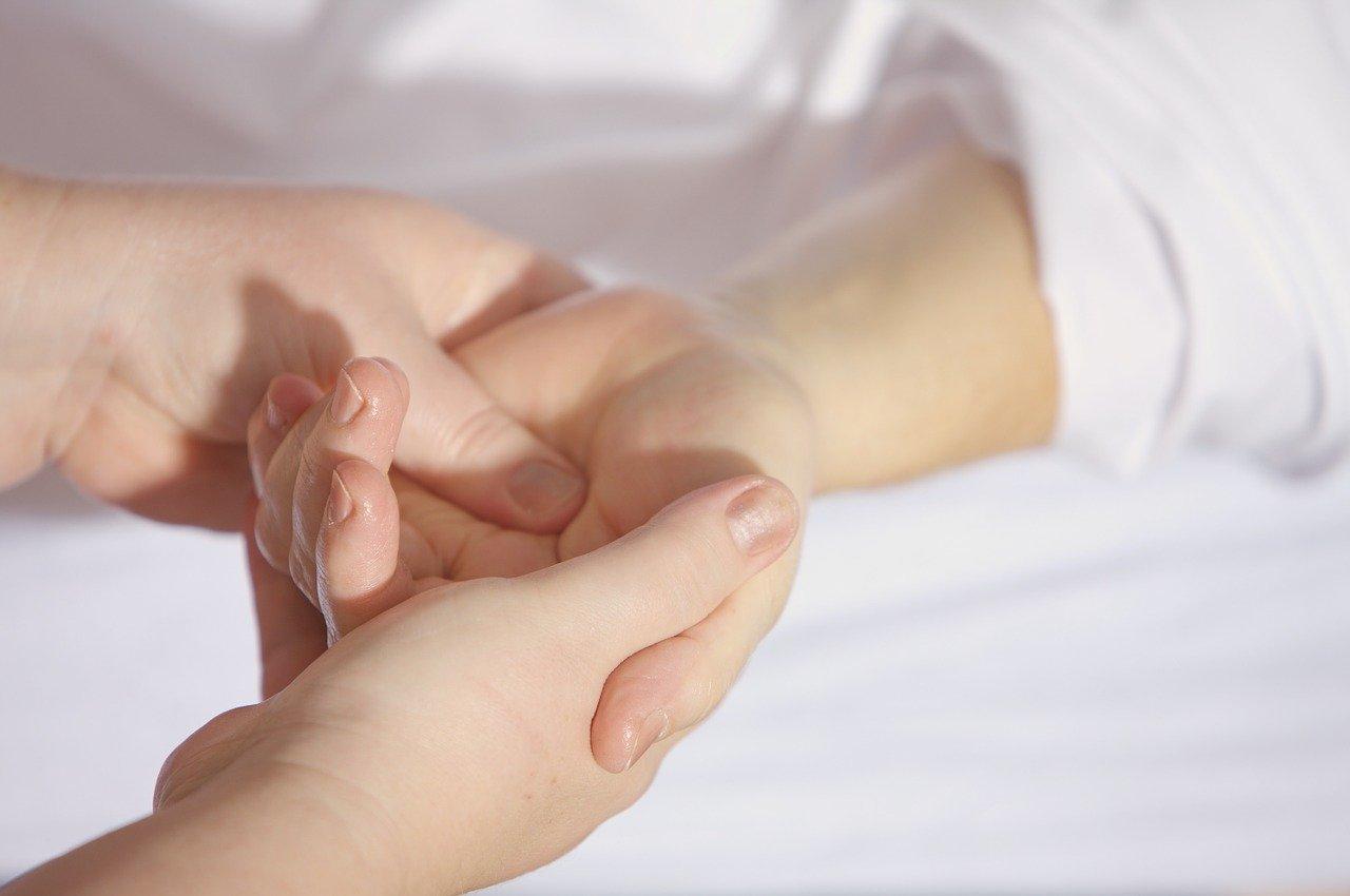 treatment, finger, keep