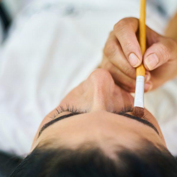 make-up, eye, eyelash